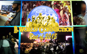 B.World Connection : Best Of 2015
